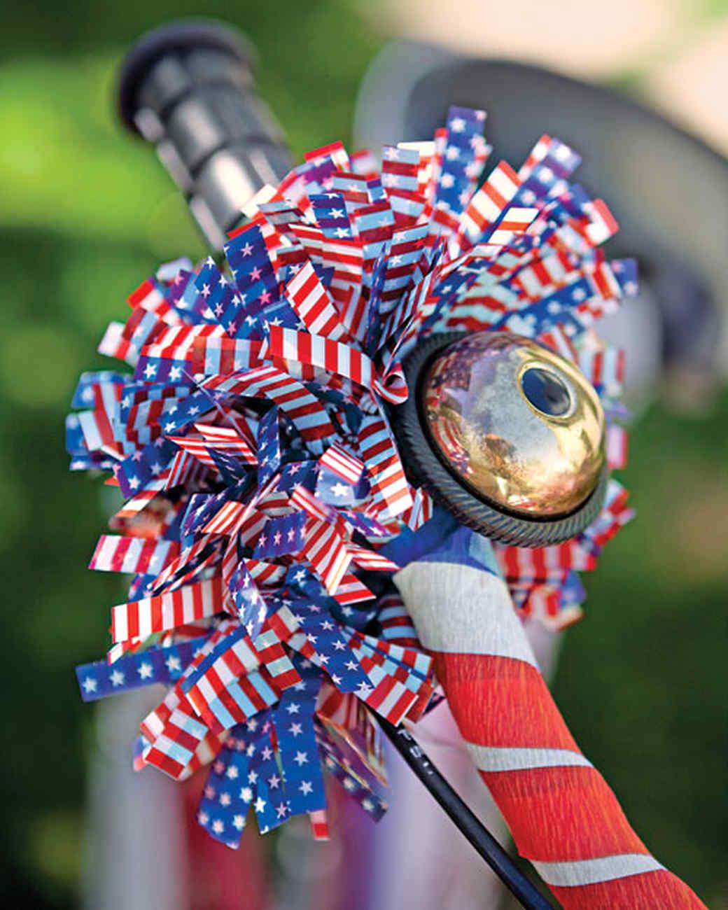 Fourth Of July Bike Parade Martha Stewart