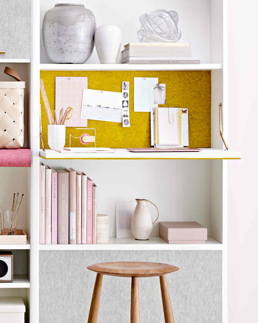 12 diy desks that keep you organized and hide in plain sight