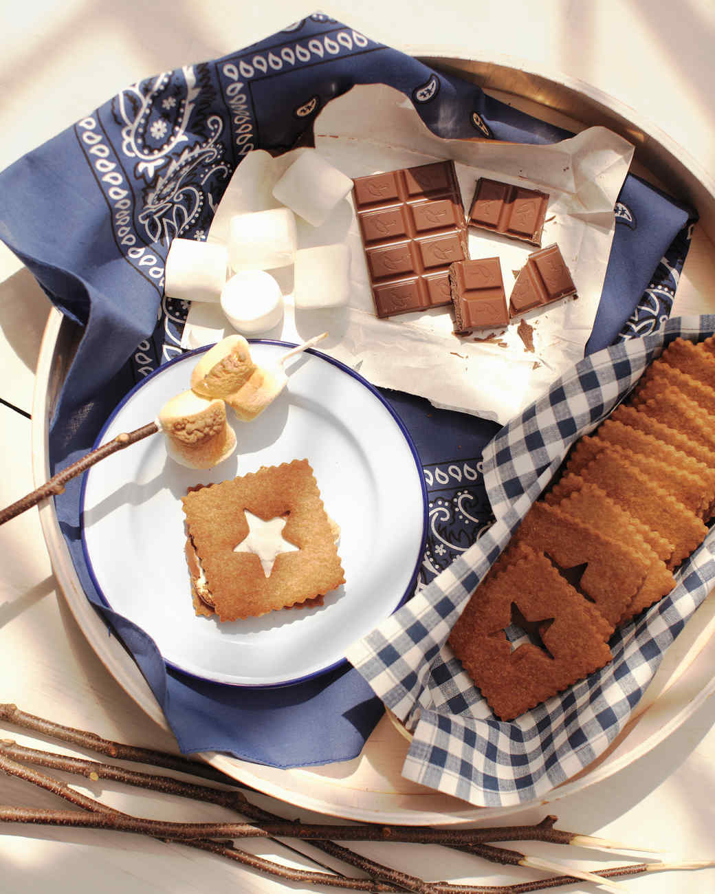 Project Dreams Marshmallow: S'mores And Toasted Marshmallow Recipes