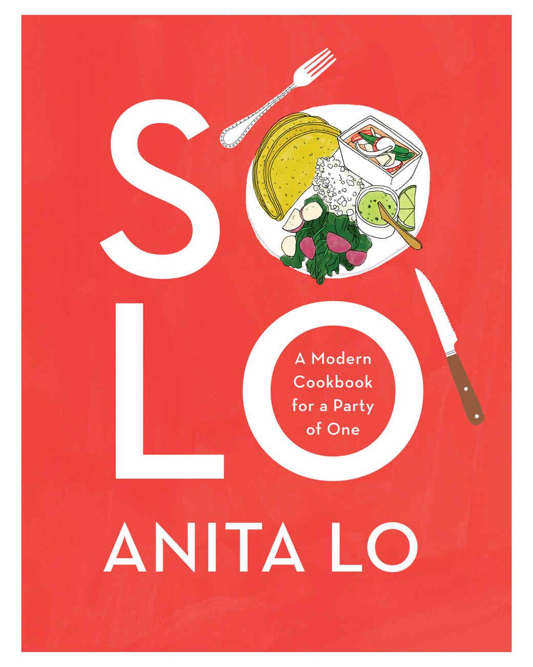 solo modern cookbook cover