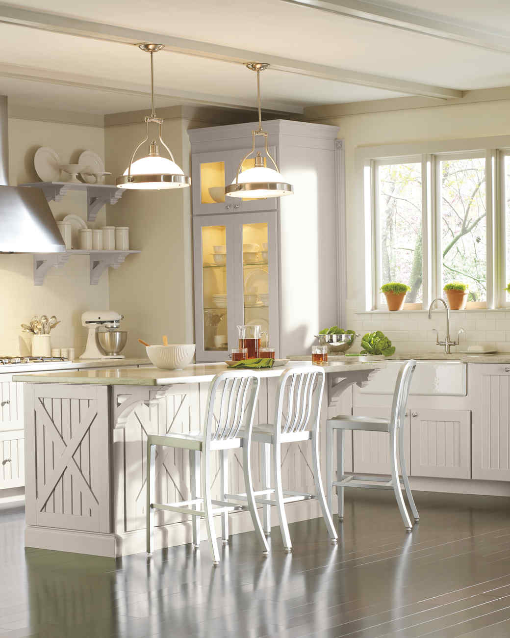 Peek Inside Marthau0027s Kitchens (and Steal The Looks For Your Home) | Martha  Stewart