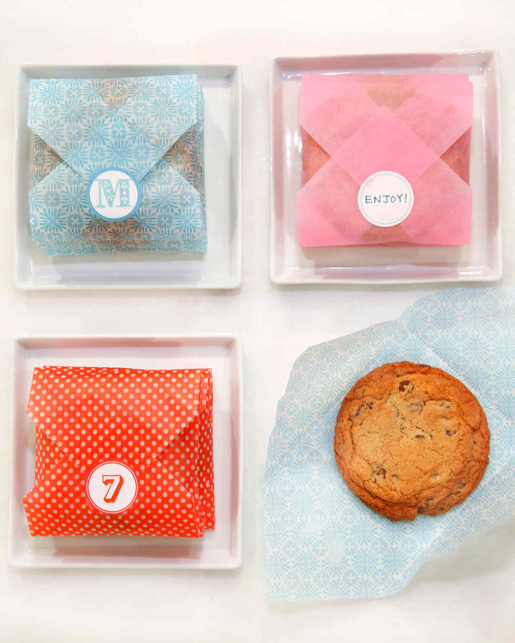 Cookie Envelope