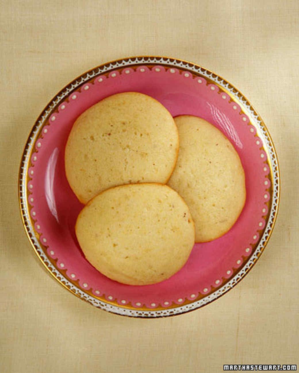 Grandma Stafford's Nutmeg Cookies