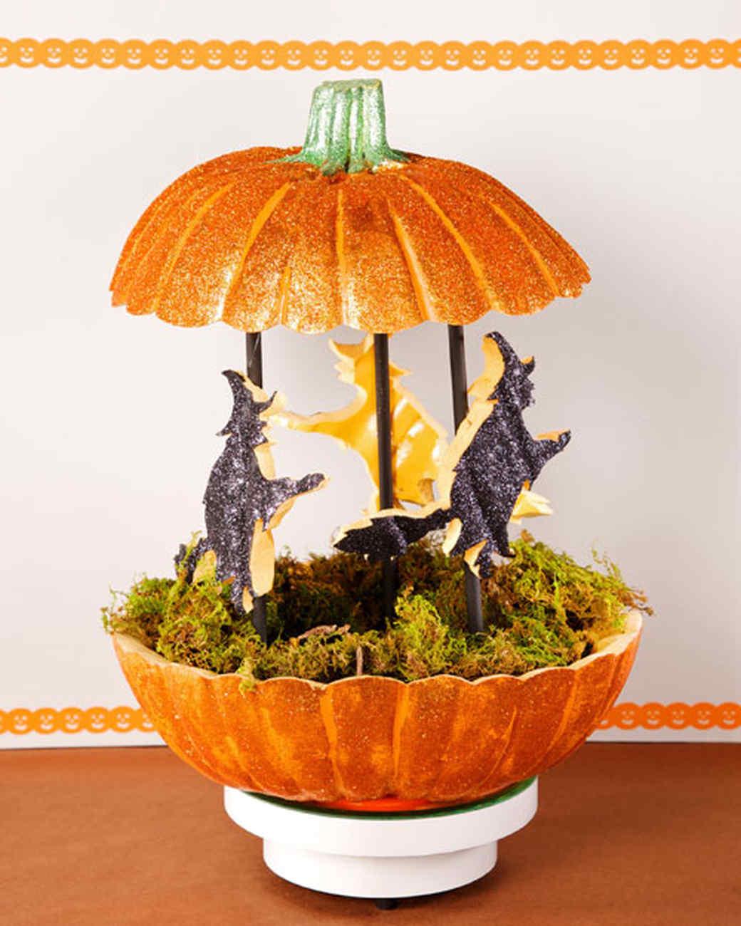 Funkin Witch Carousel Amp Video Martha Stewart