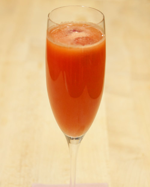 Watermelon-Ginger Sipper