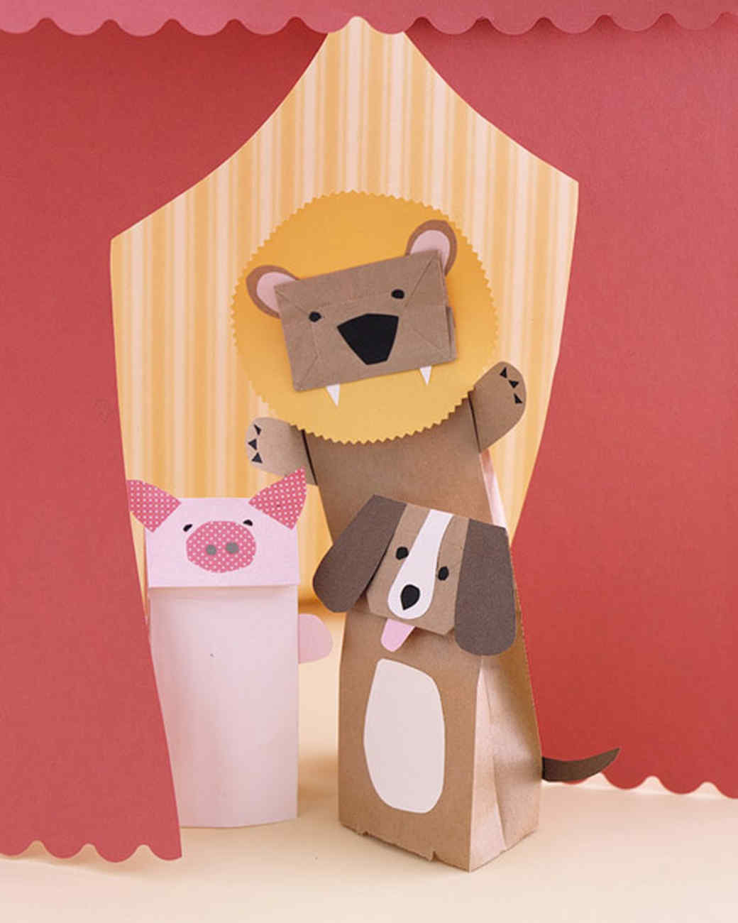 36 paper crafts anyone can make | martha stewart