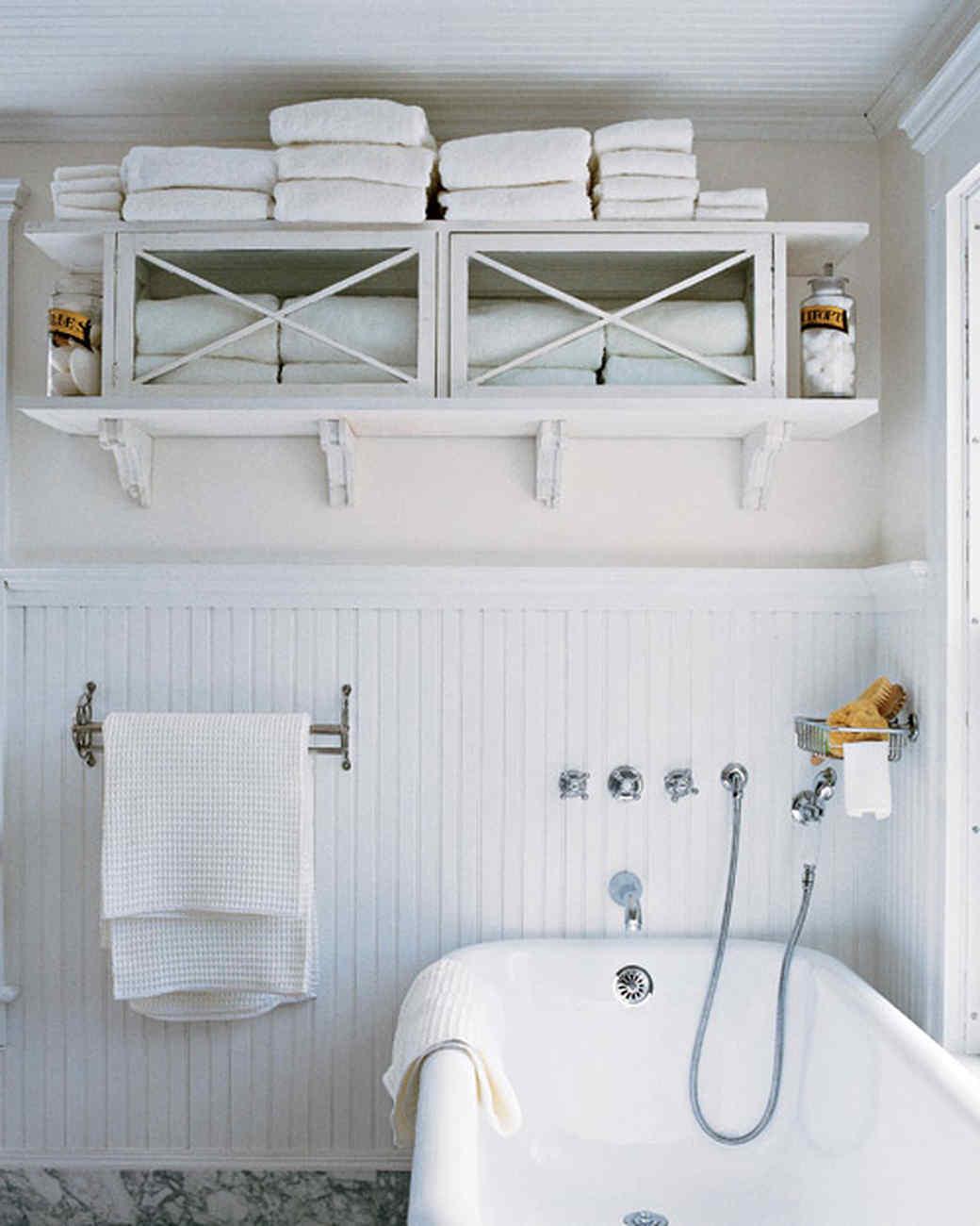 25 Bathroom Organizers | Martha Stewart