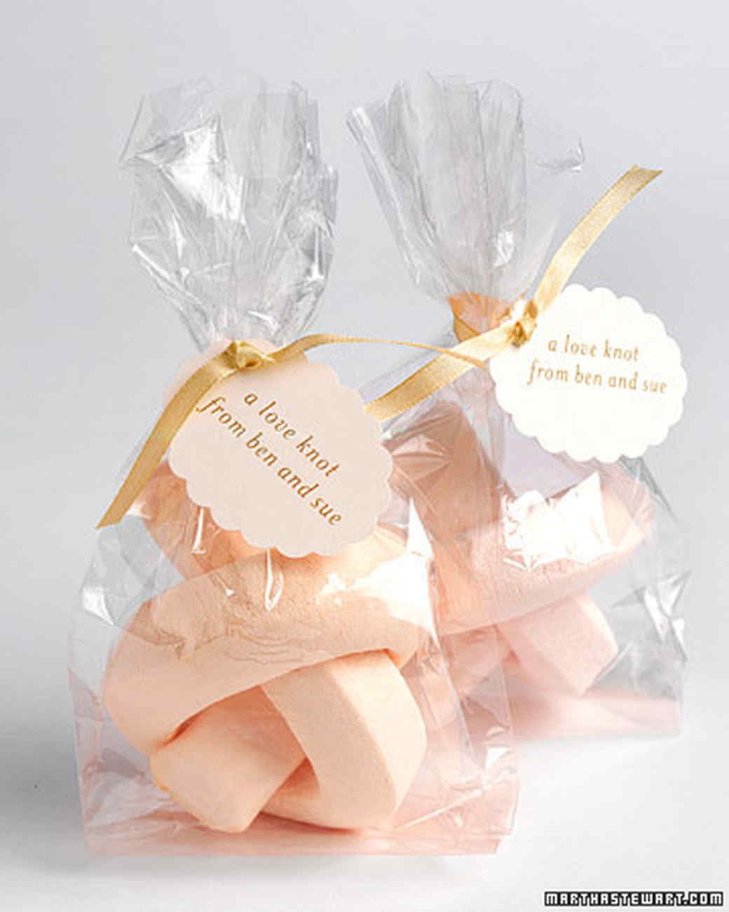 Marshmallow Favors | Martha Stewart