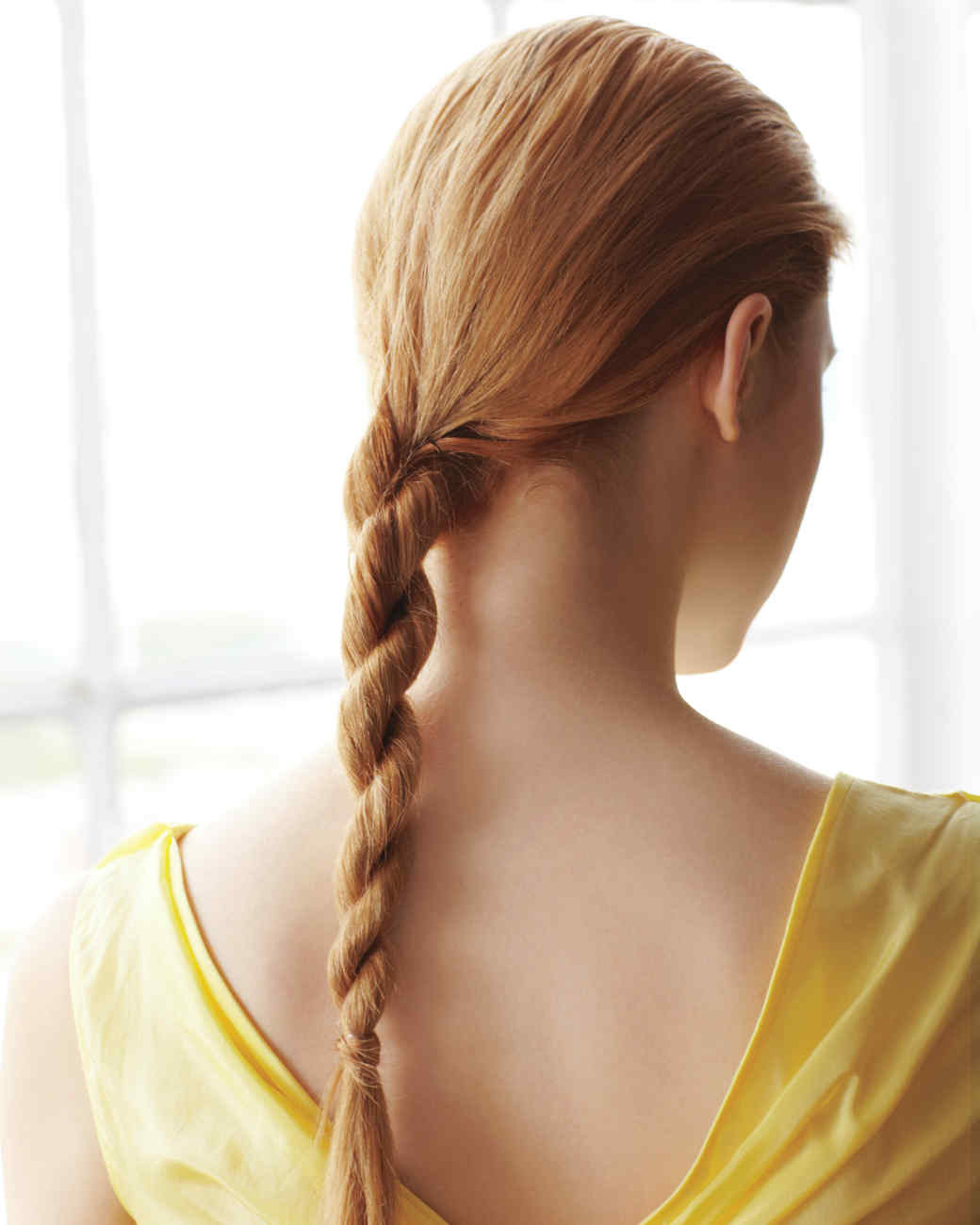Hair Braiding How To Martha Stewart