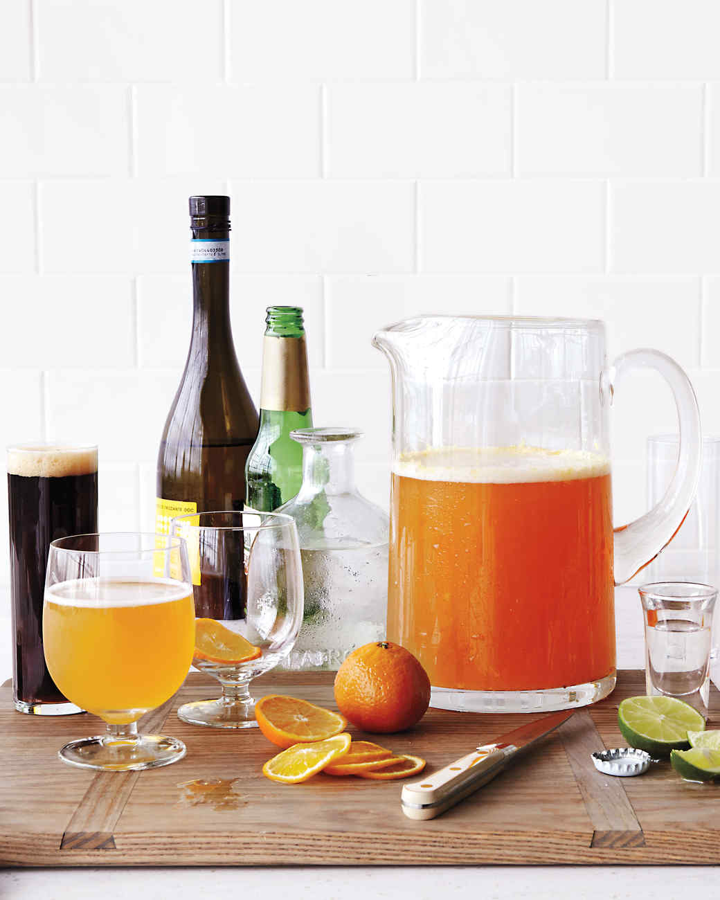 Best Dinner Party Playlist Part - 18: Our Best Beer Cocktails