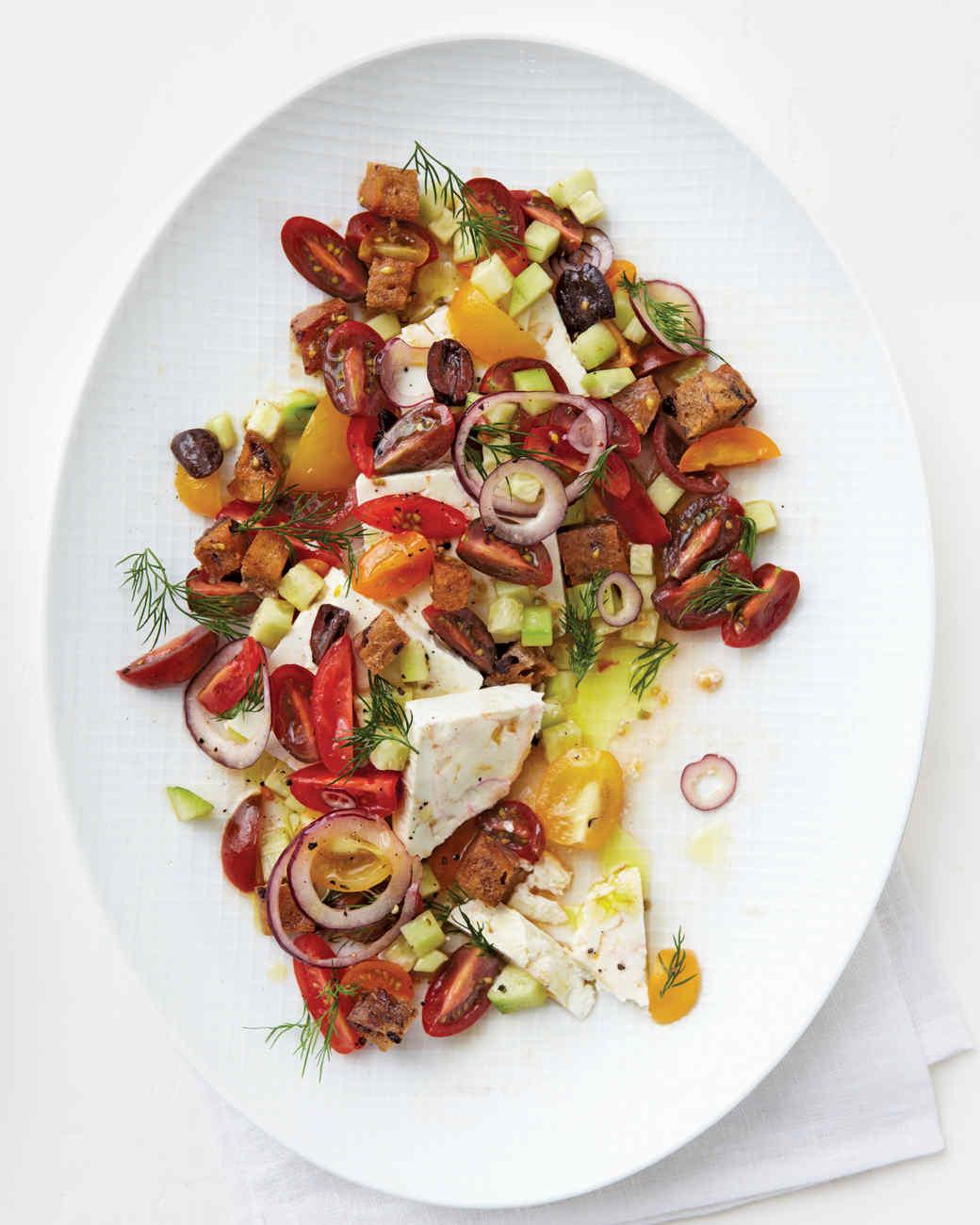New Greek Salad
