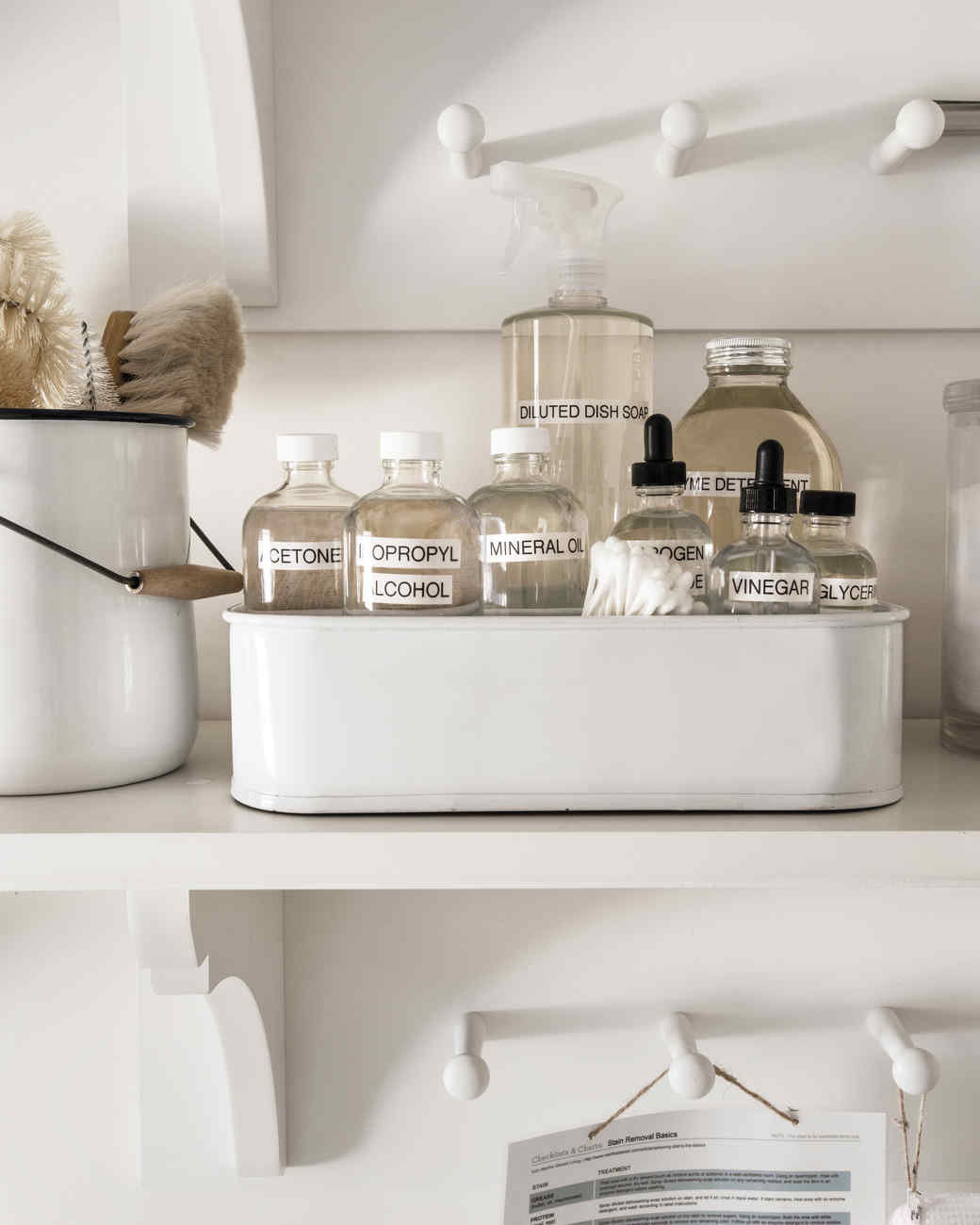 Martha S Laundry Room Redo Tips To Organize A Small Space