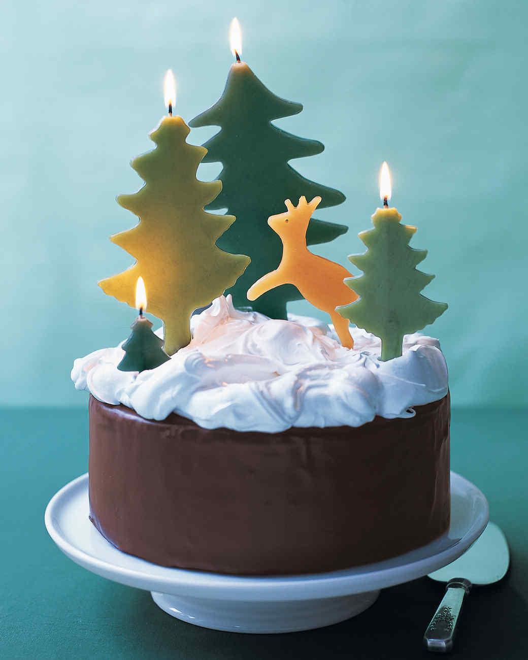 Christmas Cake and Cupcake Recipes