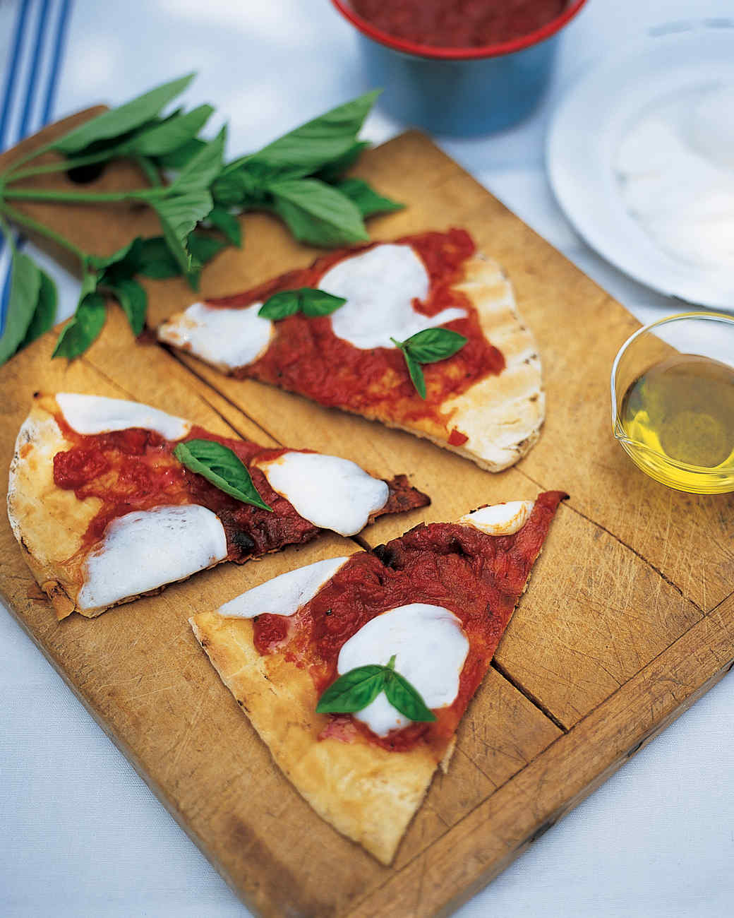 Grilled Pizza Recipes You'll Want to Make All Summer Long