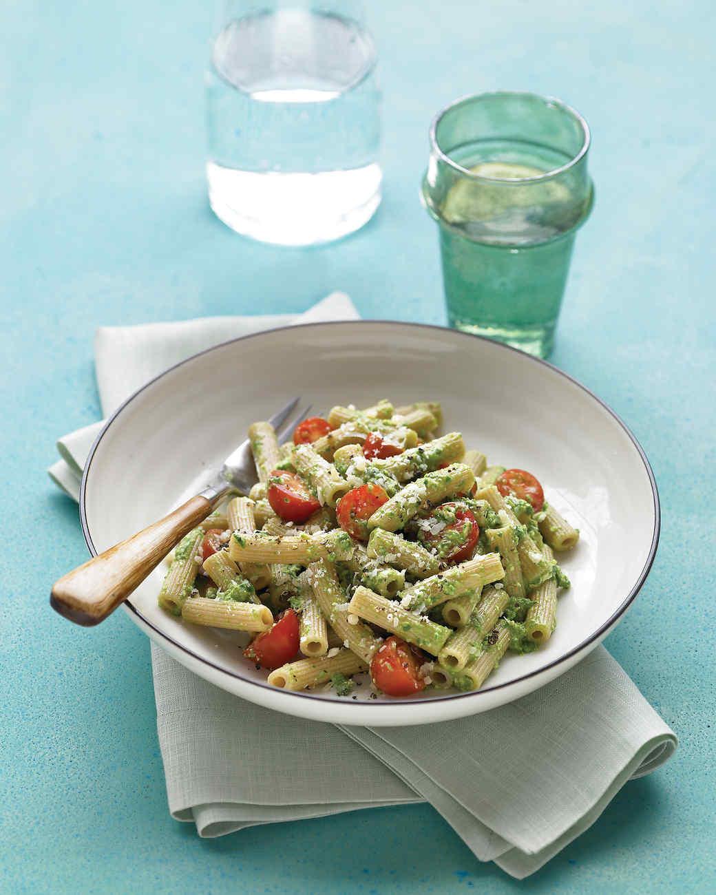 Pesto and Pasta, Recipes to Make Dinner...Like Presto! | Martha Stewart