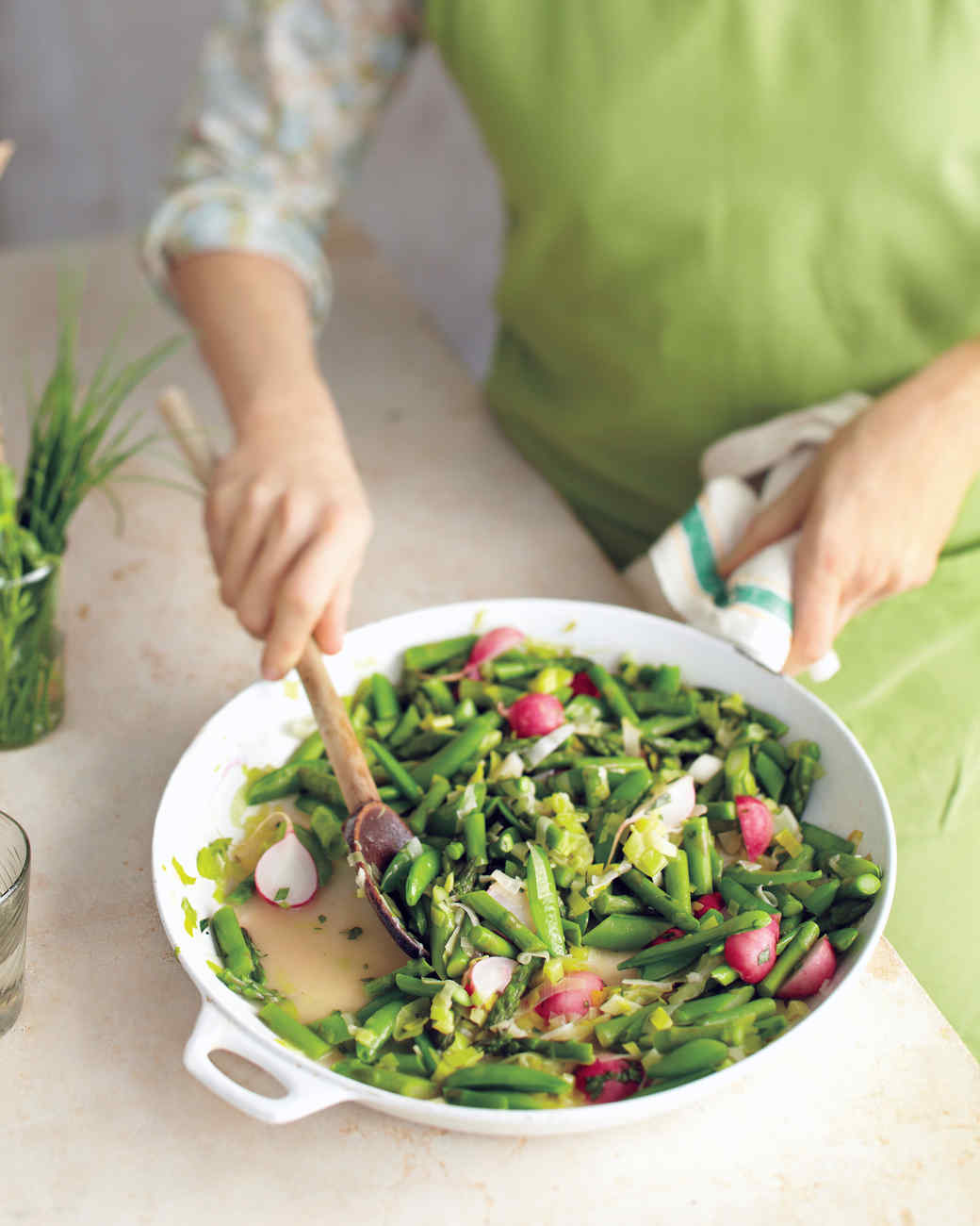 Spring Vegetable Ragout