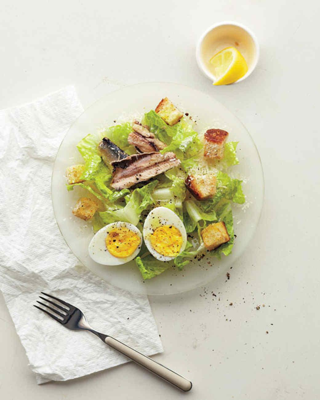 Smarter Caesar Salad