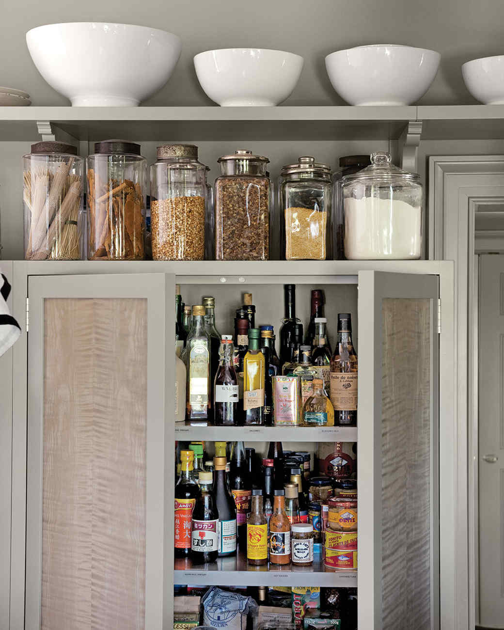 fascinating Martha Stewart Decorating Above Kitchen Cabinets Part - 14: Martha Stewart