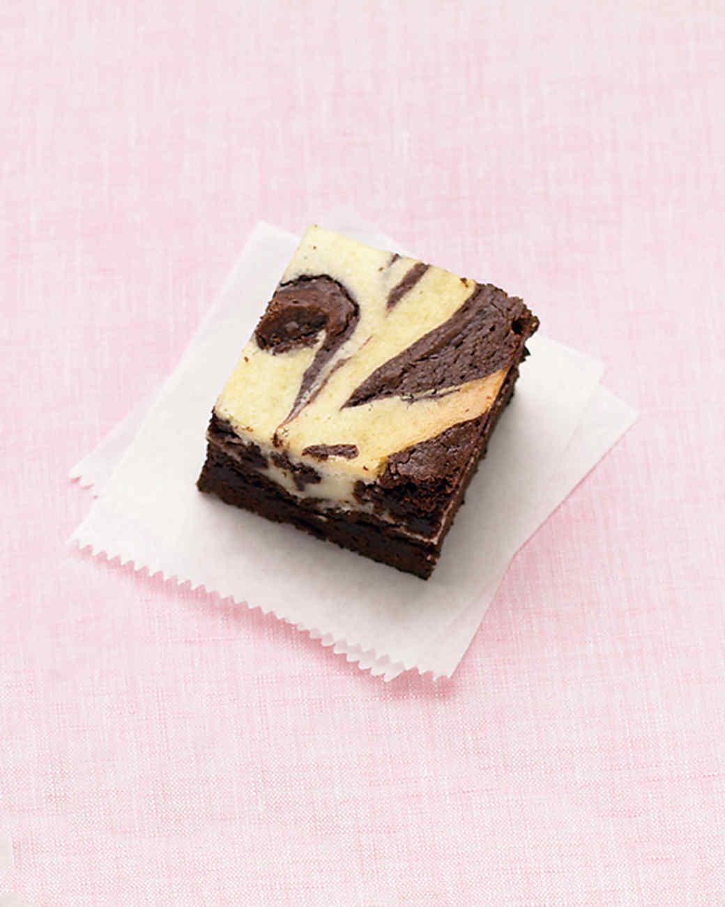 Cream-Cheese Brownies