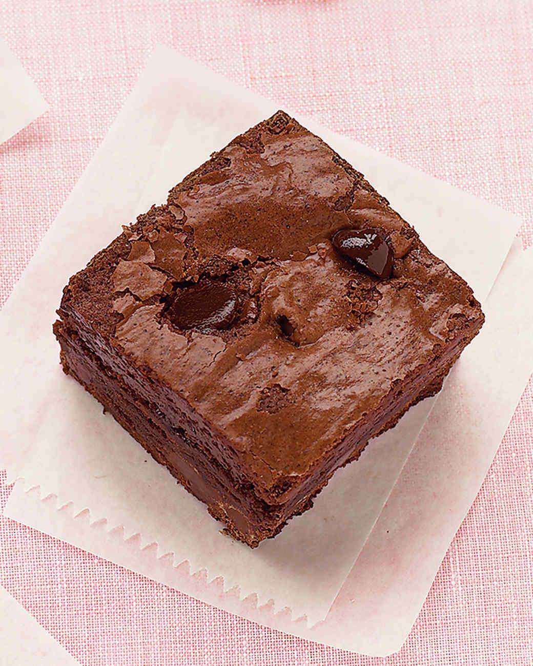 Chocolate-Chip Brownies