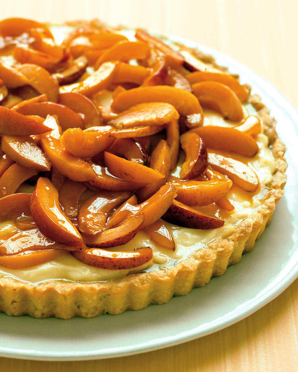 Everyday Apricot Tart