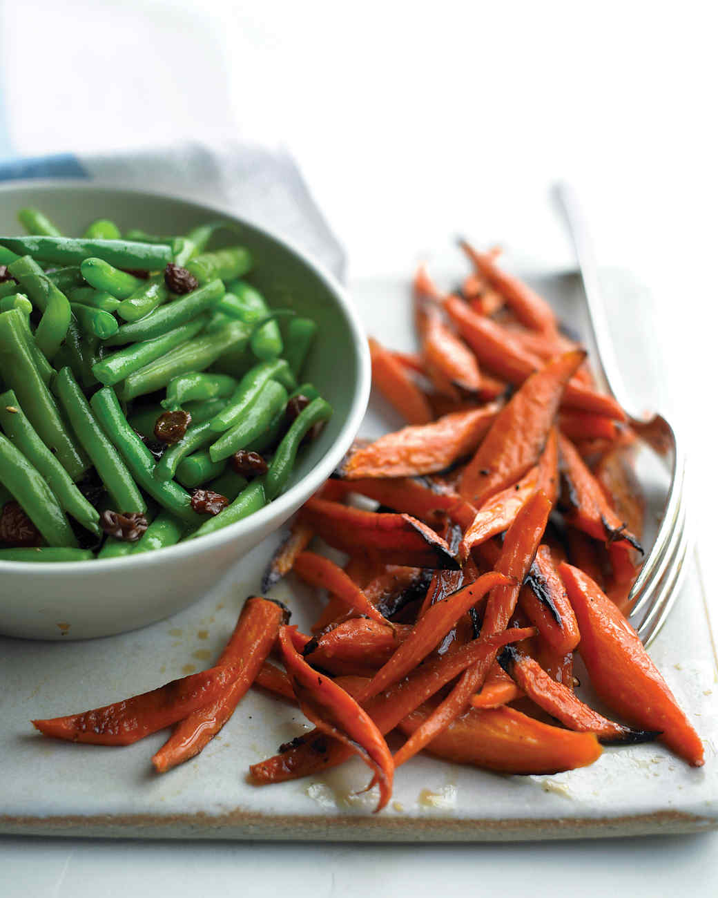 Roasted Carrots with Honey