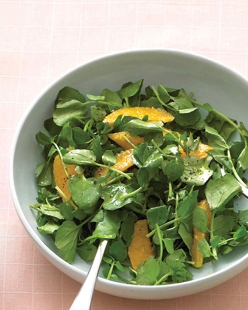 Watercress and Orange Salad