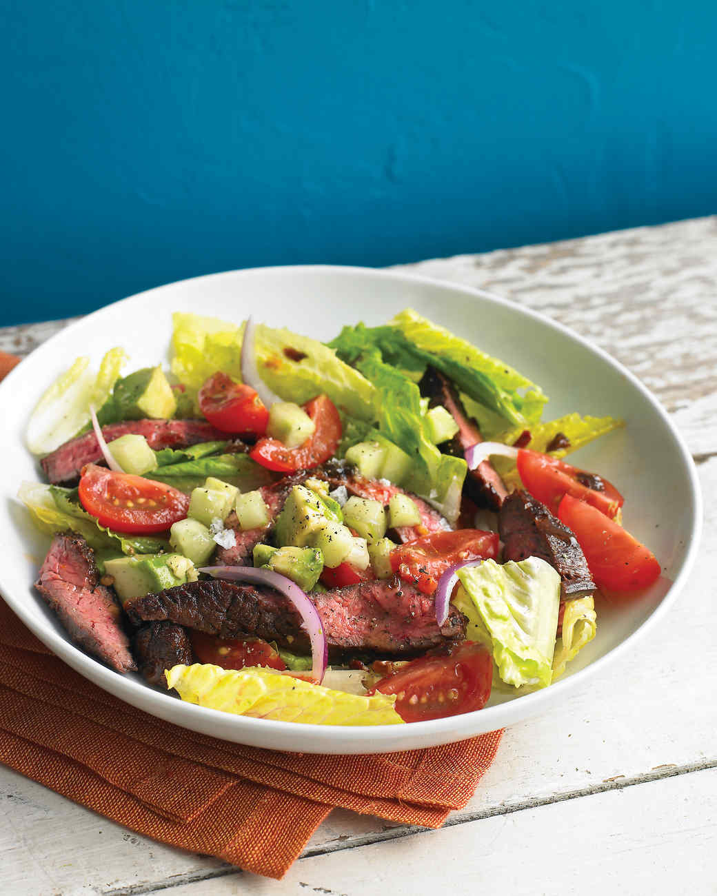 Easy and delicious salads with beef and pomegranate - recipes and reviews 47