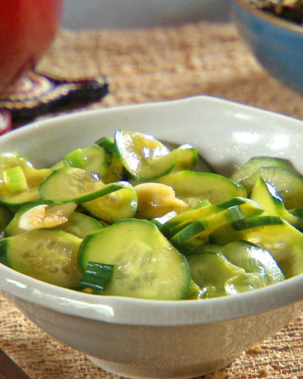 Korean Cucumber Pickle