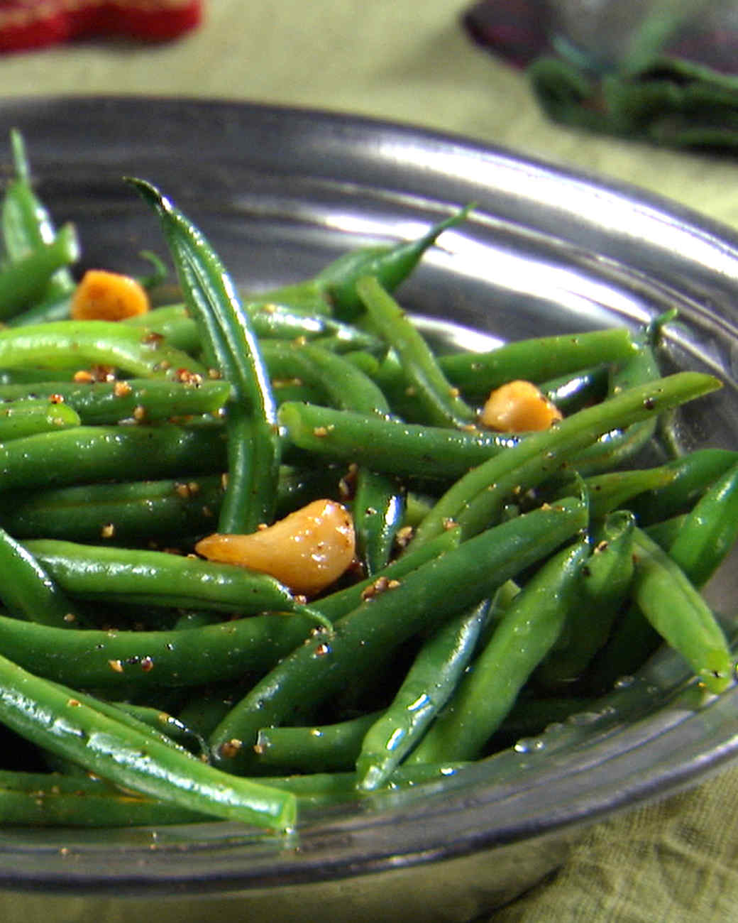 New Orleans-Style String Beans