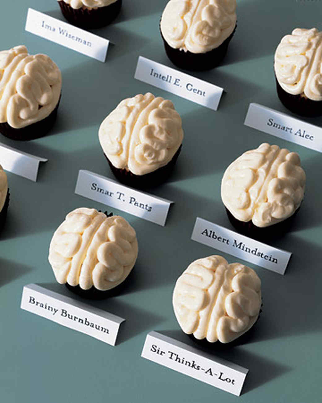 Brain Cupcakes Recipe Martha Stewart