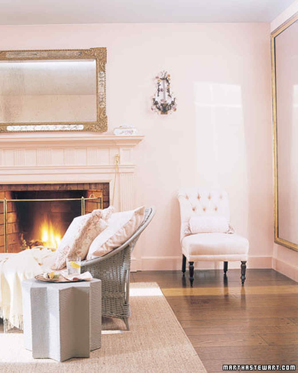 Light Colored Rooms