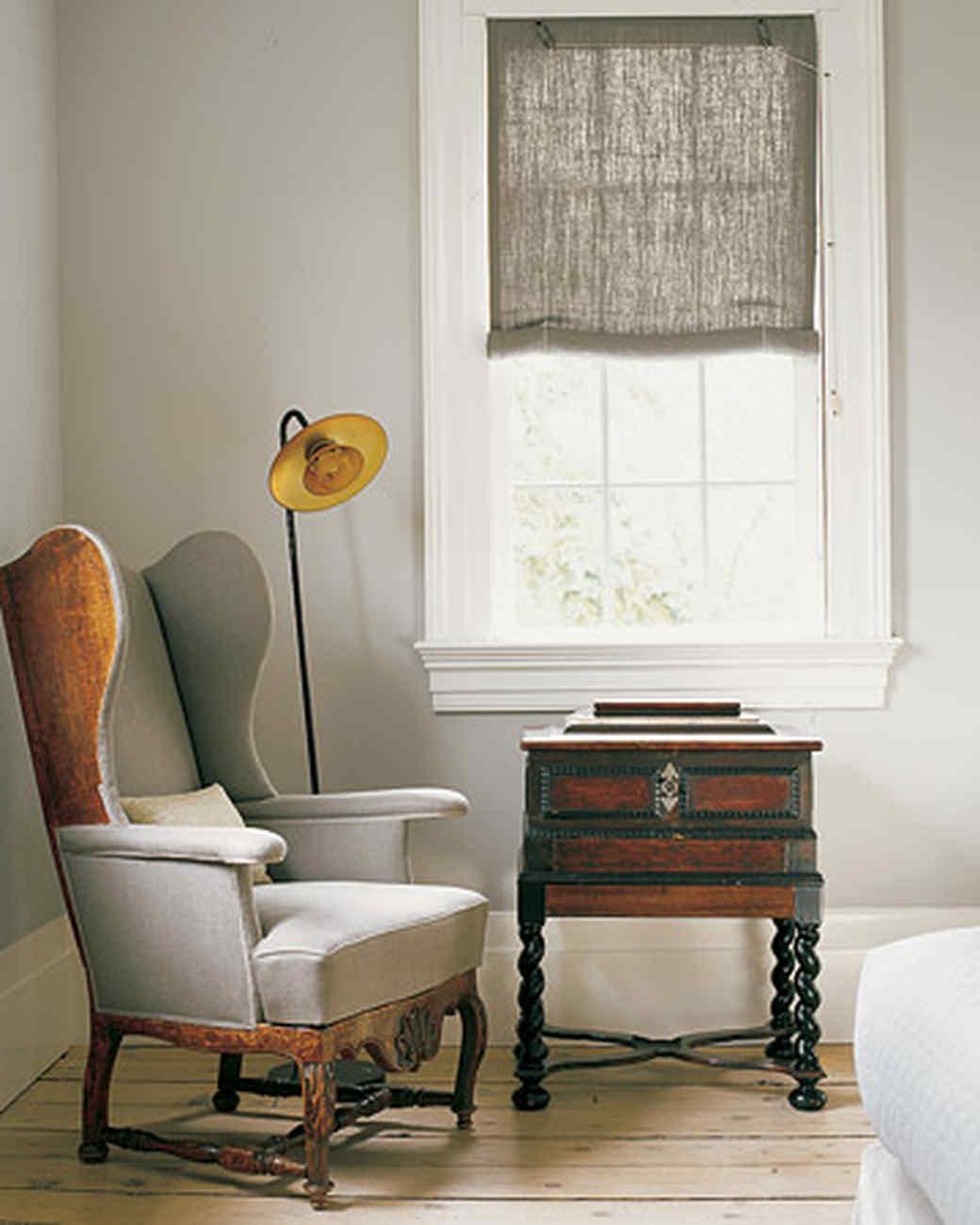 Scandi Window Dressing Living Room