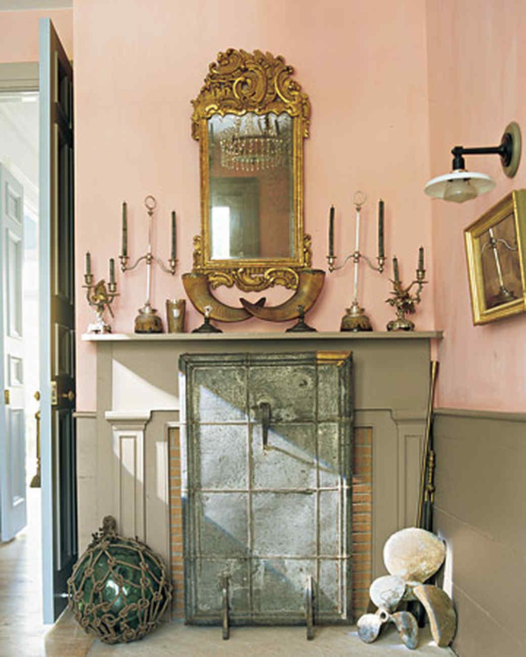 home tour american colonial martha stewart. Black Bedroom Furniture Sets. Home Design Ideas