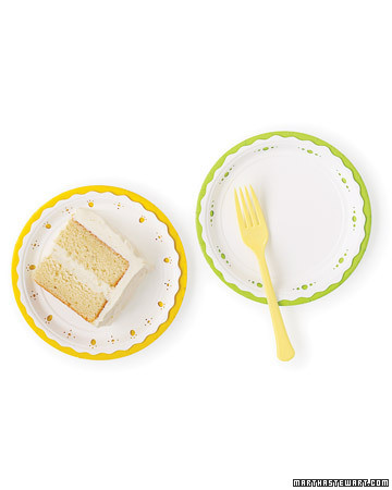 sc 1 st  Martha Stewart : decorative disposable plates - Pezcame.Com