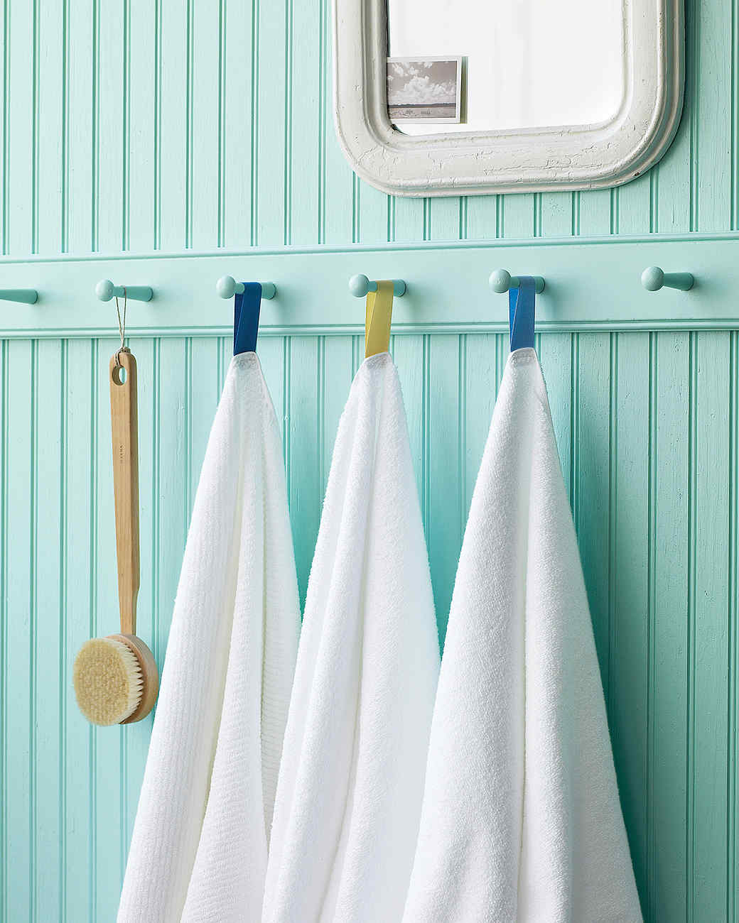 Bathroom Organizers Martha Stewart - Turquoise bath towels for small bathroom ideas