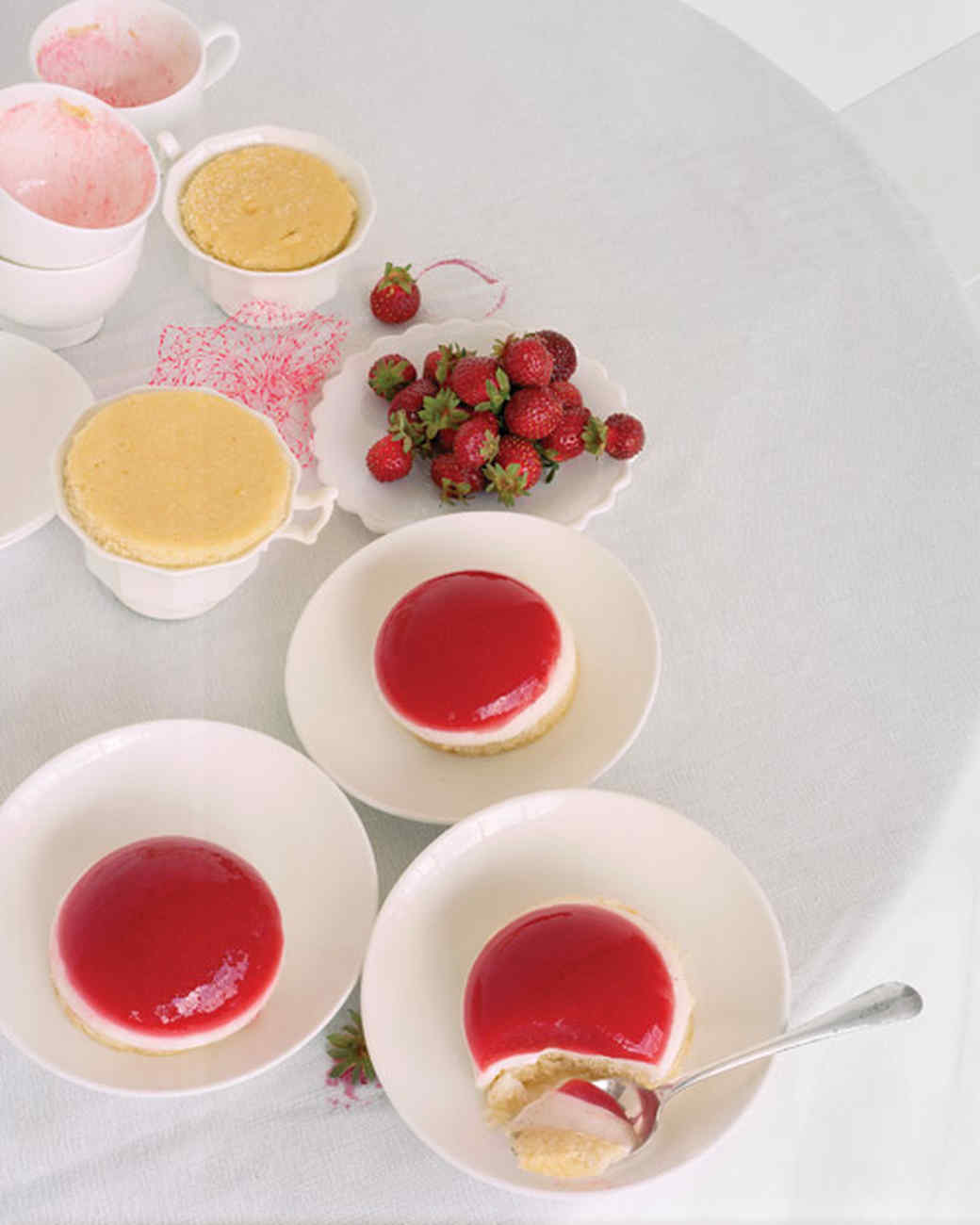 Strawberry Shortcake Jellies
