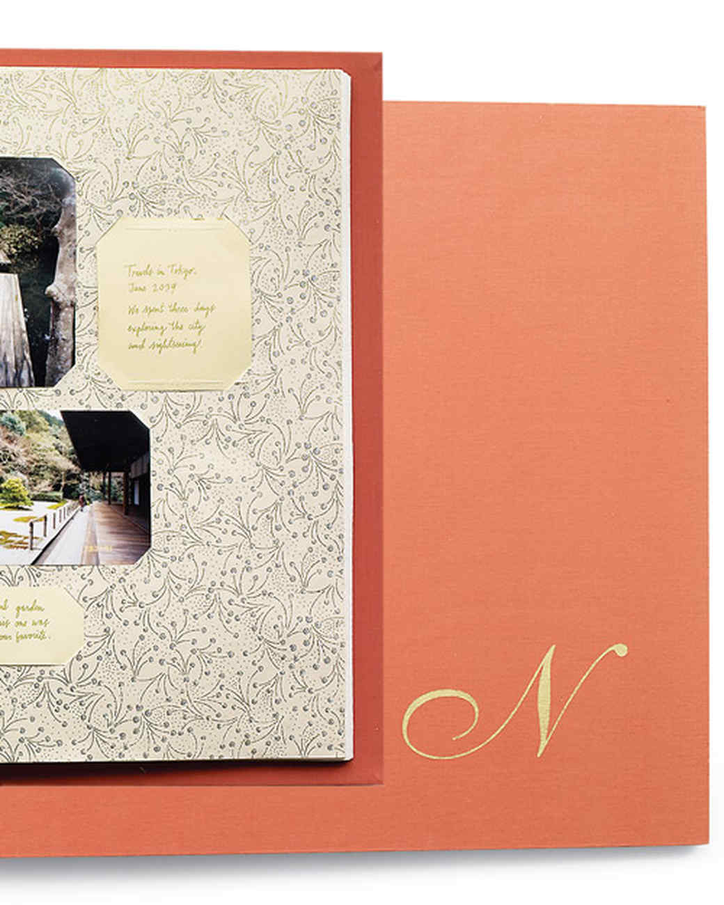 Creative Scrapbook Covers : Great scrapbook ideas and albums martha stewart