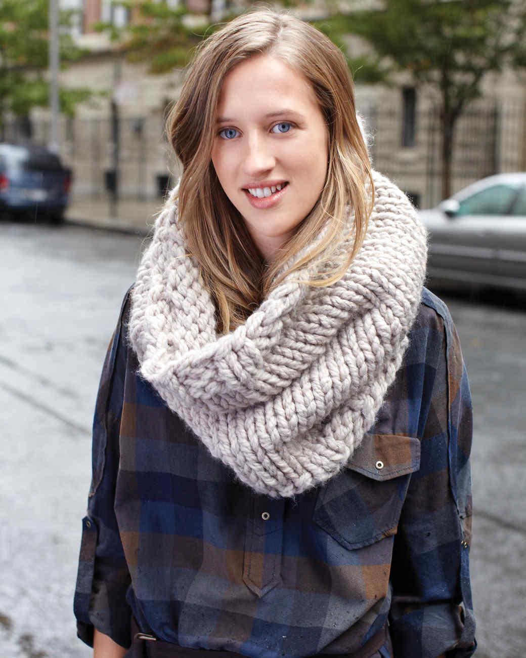 Dobbs Ferry Knit Cowl