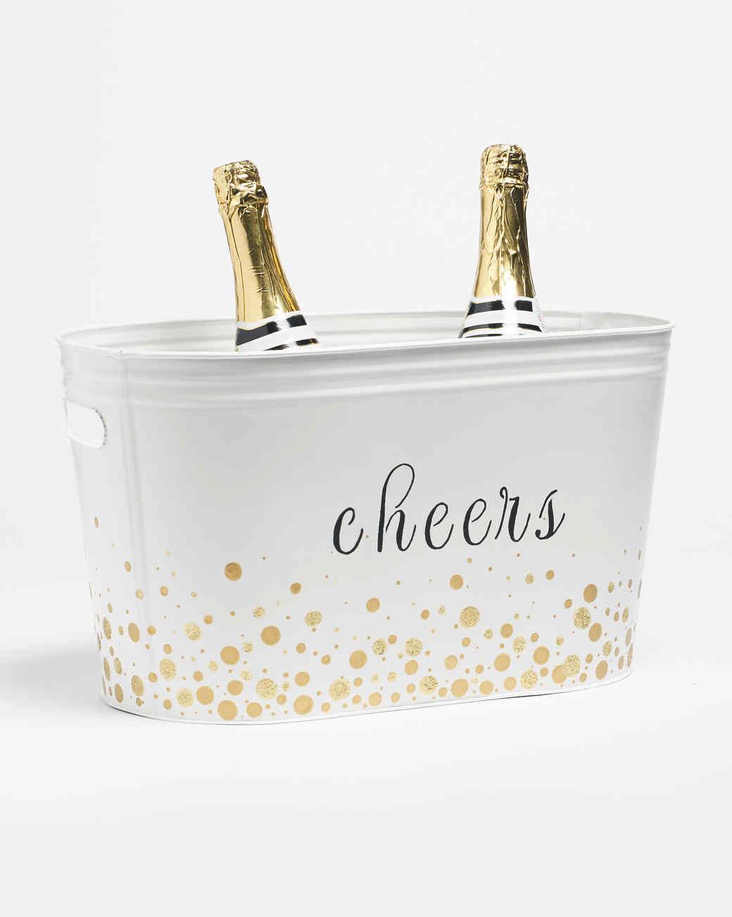 merch champagne bucket