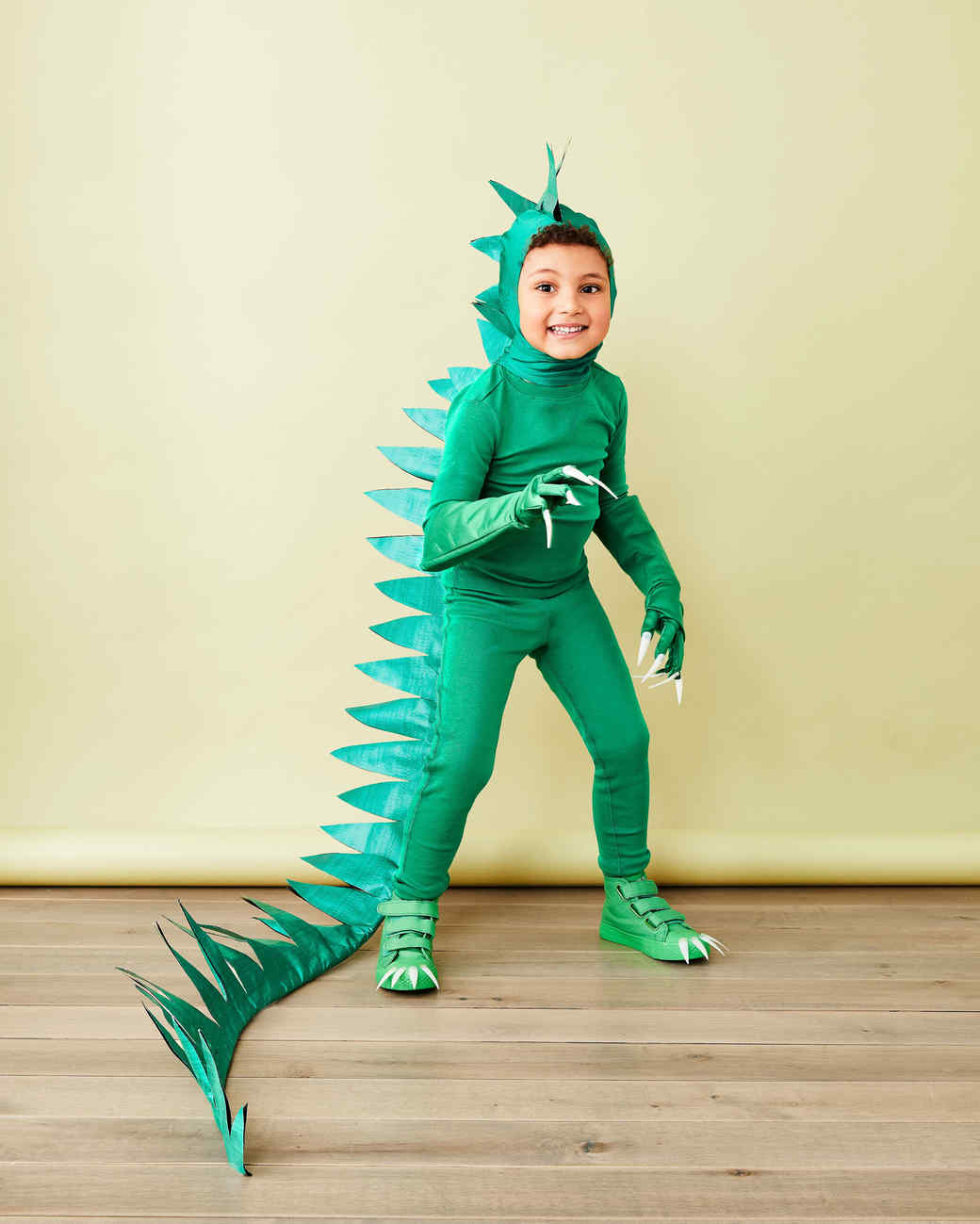 Martha Stewart Halloween Costume 2020 The Cut Dinosaur Costume | Martha Stewart