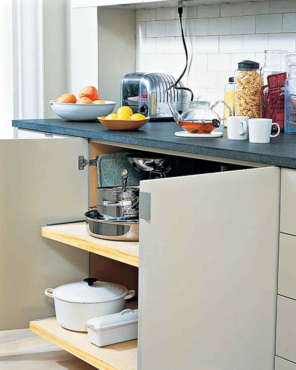 Organized Kitchen Cabinets: Organized Kitchens
