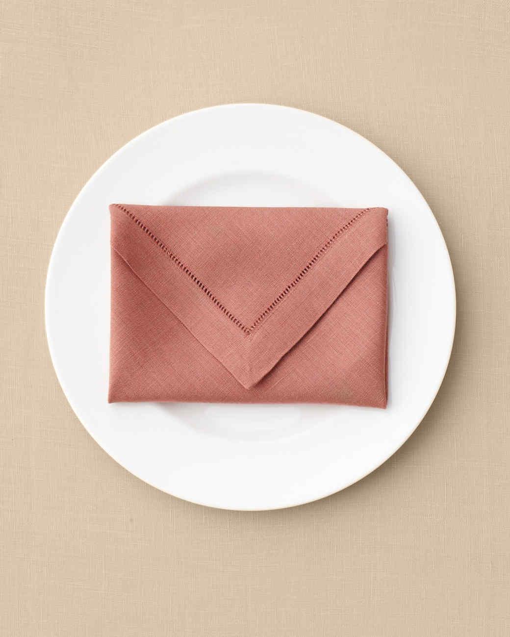 How to Fold a Napkin 15 Ways | Martha Stewart