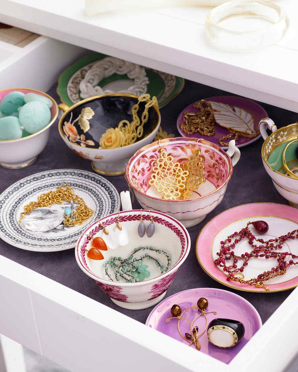 Stylish Jewelry Storage
