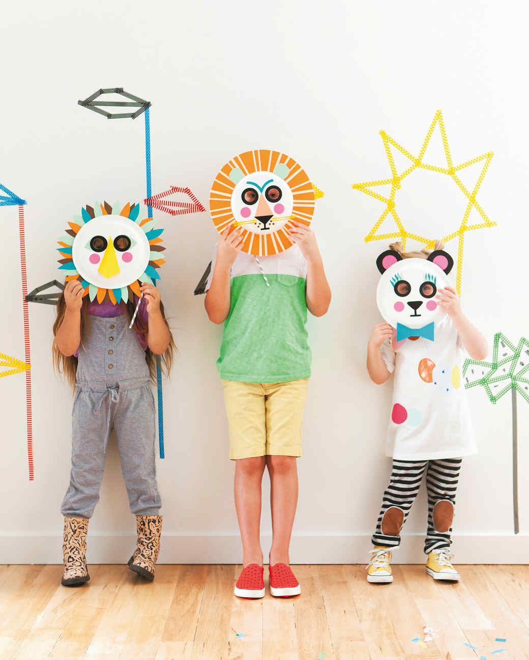 Animal Masks  sc 1 st  Martha Stewart & Animal Masks | Martha Stewart