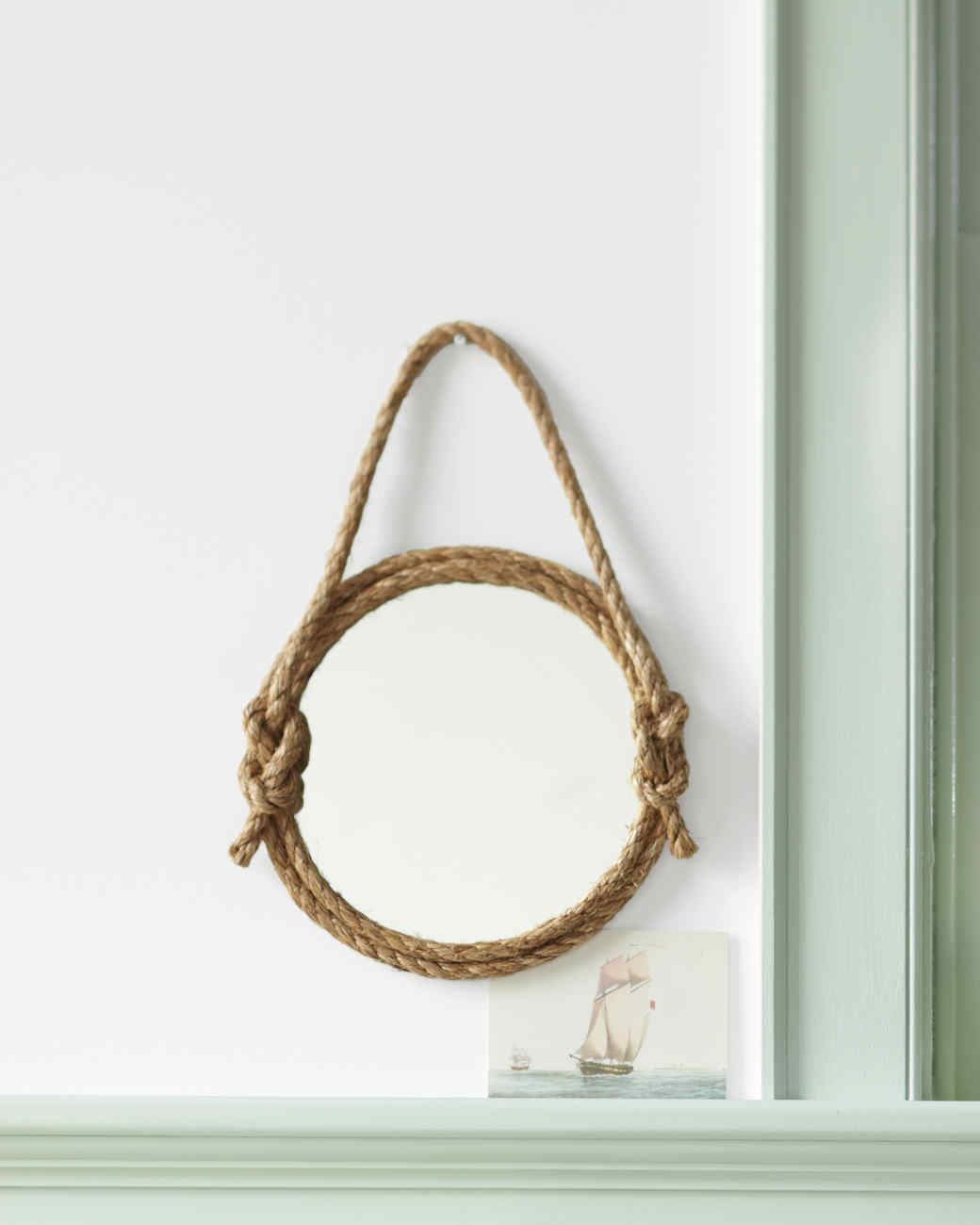 Rope Mirror How-To