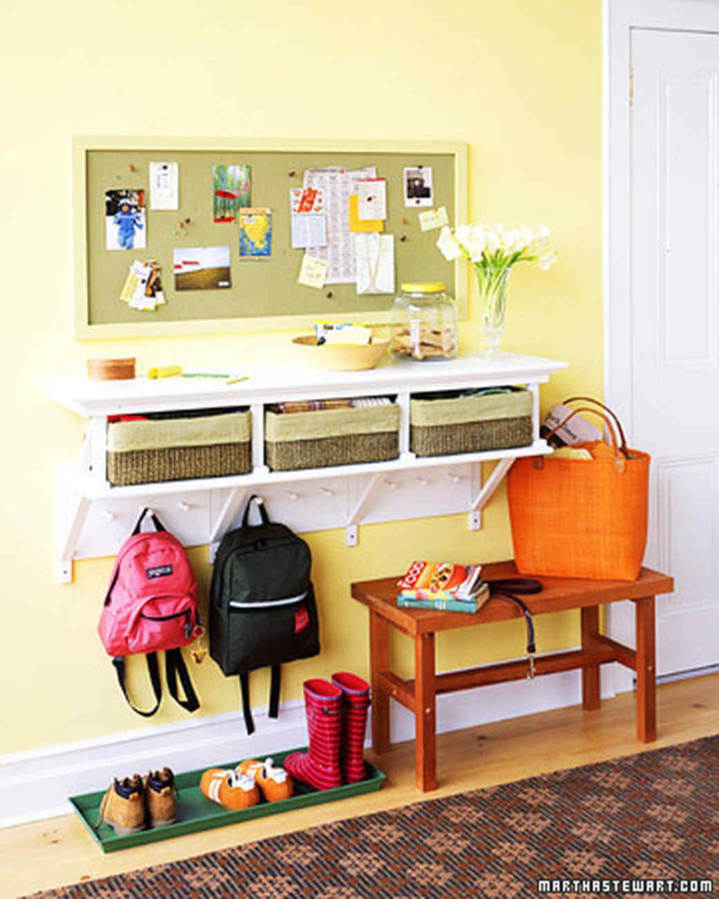 Back-to-School Organizing | Martha Stewart