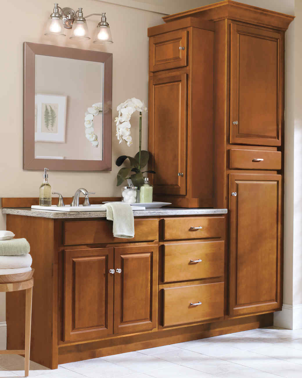 Martha Living Cabinet Solutions From The Home Depot