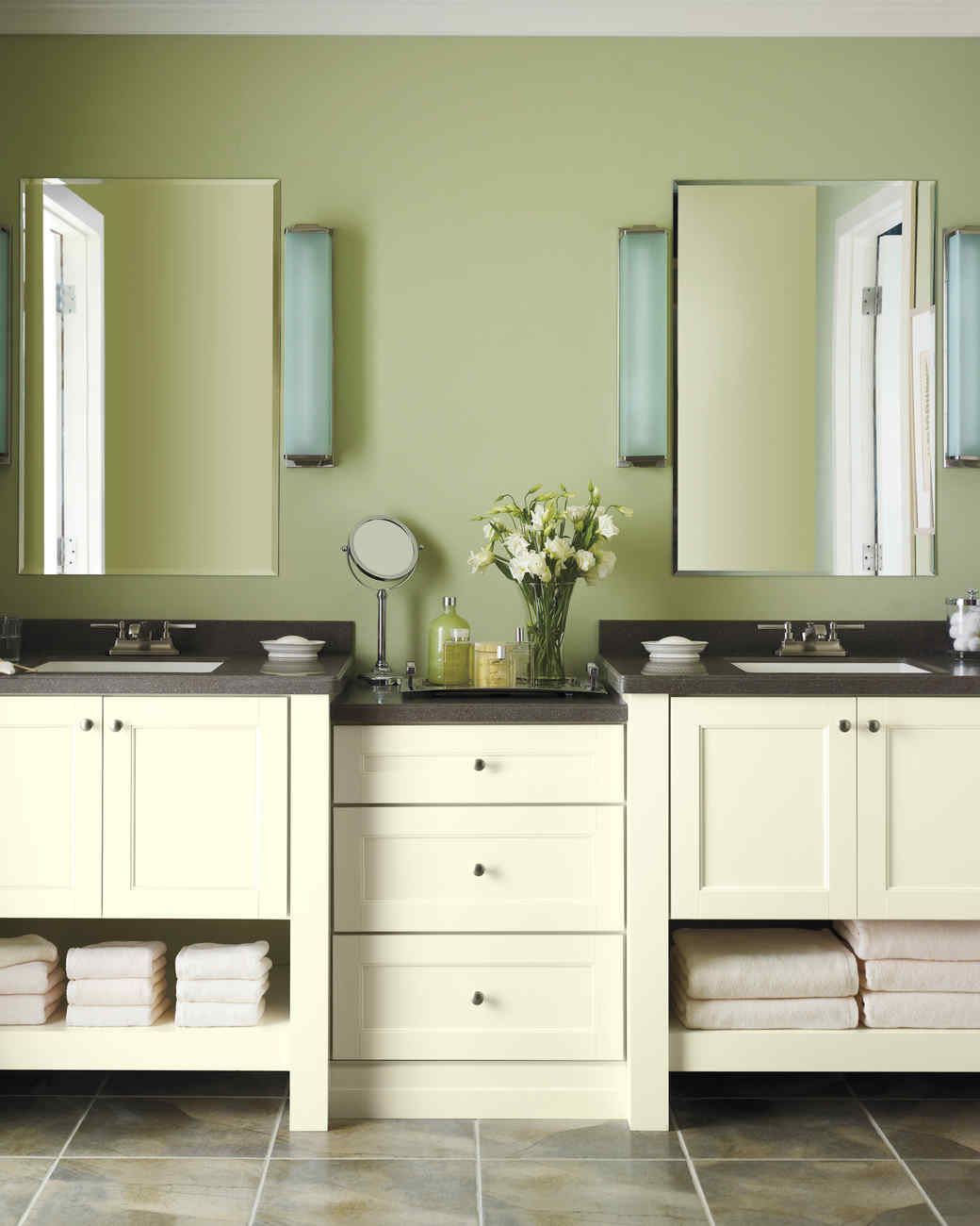 25 bathroom organizers martha stewart for Kitchen and bath design