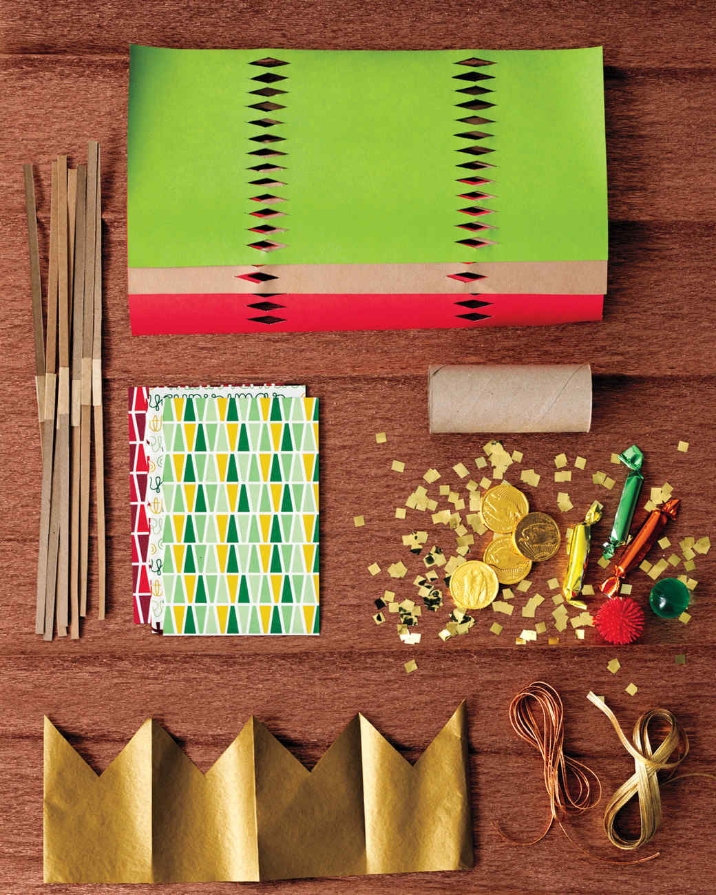 the cracker essentials - British Christmas Crackers